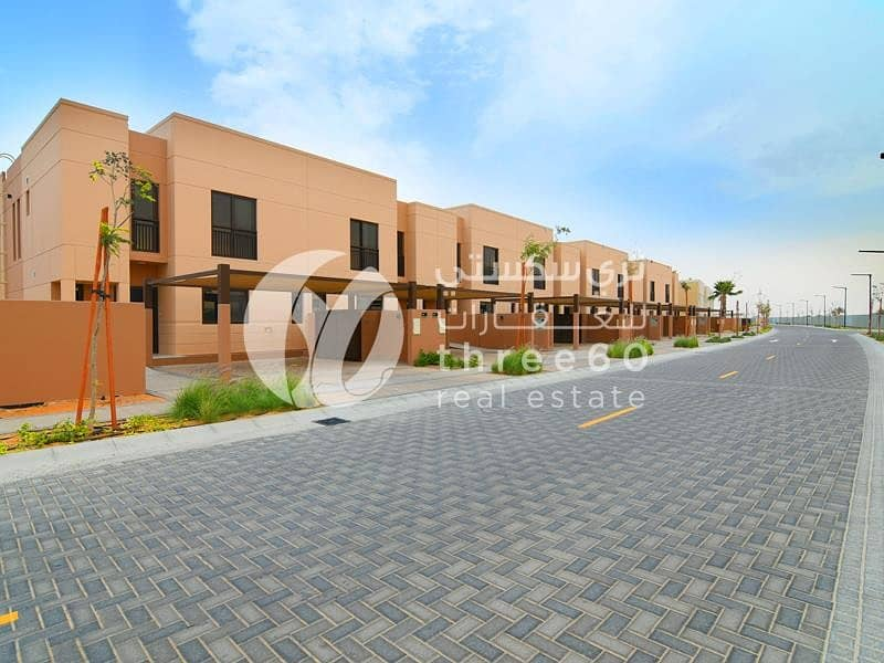 Townhouse Available for Rent in Al Zahia
