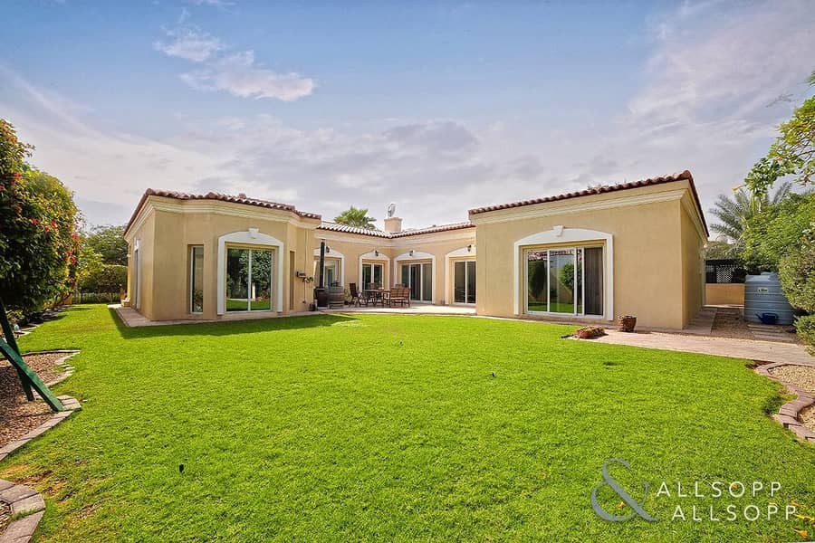 Upgraded | Close to Main Gate and Pool