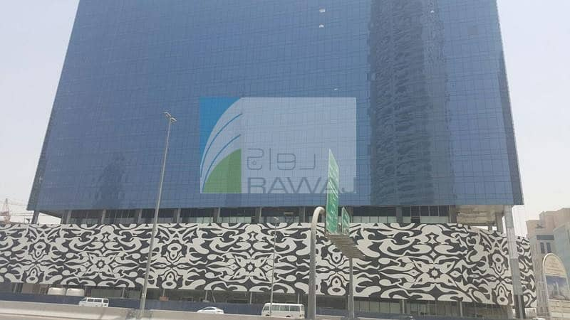 2 Best price Burj khalifa view office in Tamani arts for sale Business Bay