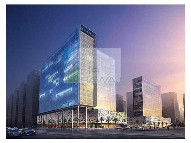 10 Best price Burj khalifa view office in Tamani arts for sale Business Bay
