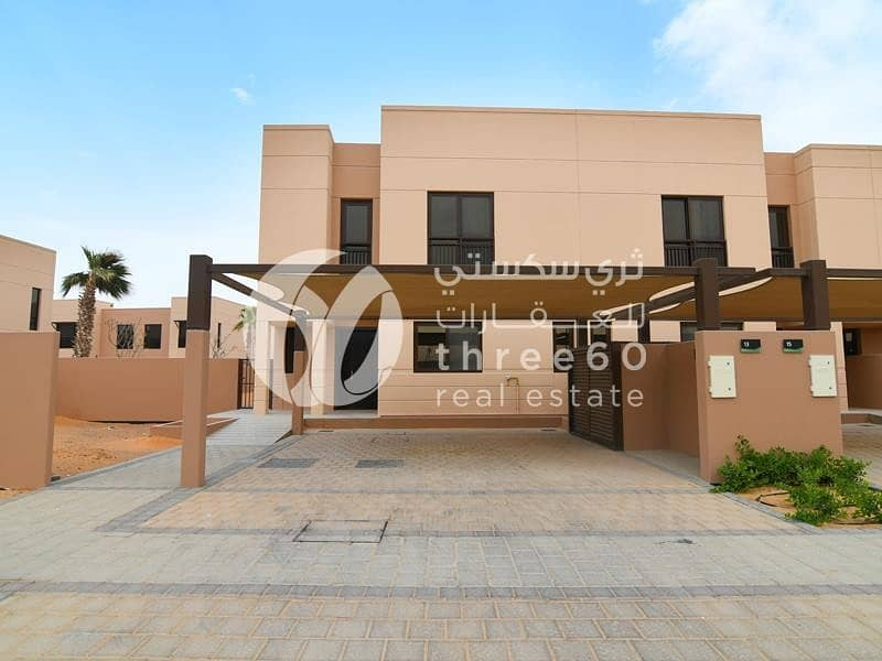 10 Spacious Townhouse for Rent in Al Zahia!