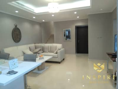 4 Bedroom Villa for Rent in The Sustainable City, Dubai - 4BR+Maids | Furnished Villa | 4Chqs