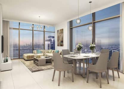 2 BHK Waterfront Community Creekside 18-A