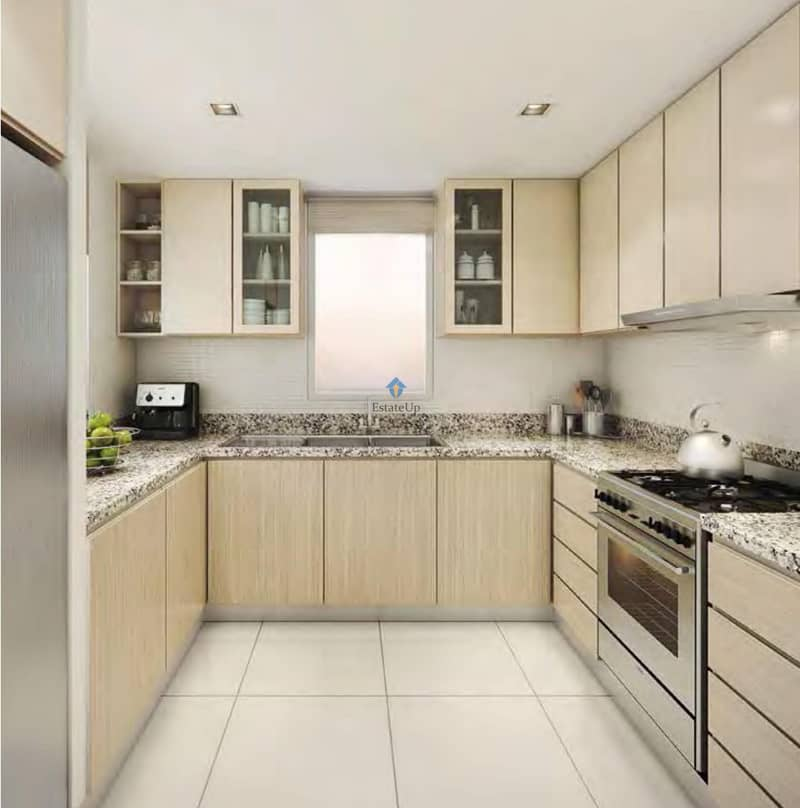 2 2 BHK Waterfront Community Creekside 18-A