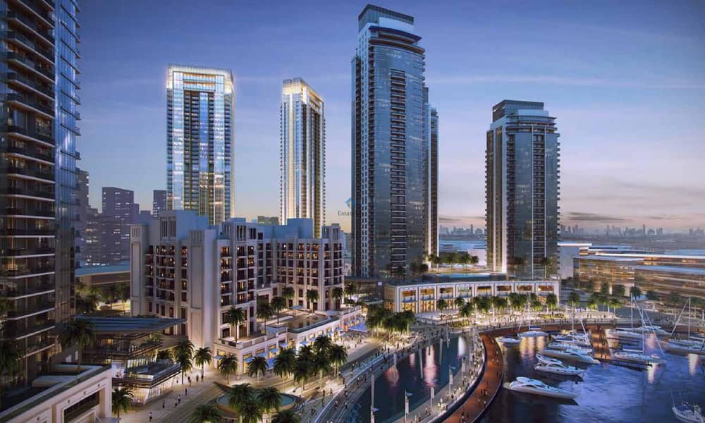 11 2 BHK Waterfront Community Creekside 18-A