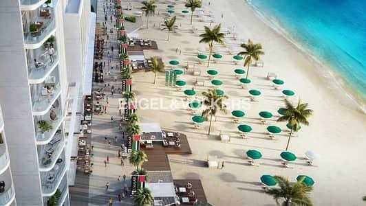 فلیٹ 4 غرفة نوم للبيع في دبي هاربور، دبي - Beachfront Luxury| Multiple Units Offered