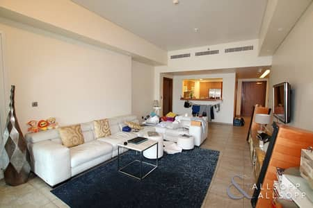 2 Bedroom Apartment for Sale in Palm Jumeirah, Dubai - C Type | Extended Balcony | Investment