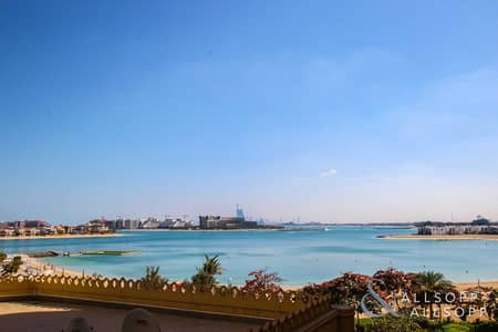3 Bedroom Apartment for Sale in Palm Jumeirah, Dubai - Full Sea View | Vacant on Transfer | 3 Bed