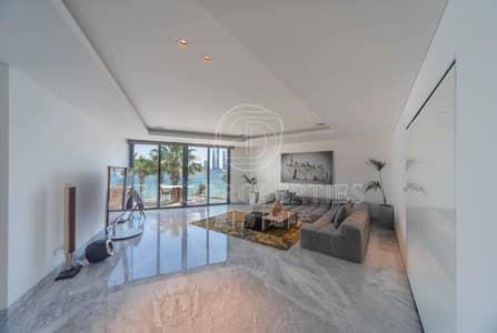5 Bedroom Villa for Sale in Palm Jebel Ali, Dubai - Fully Furnished | Modern | Infinity Pool