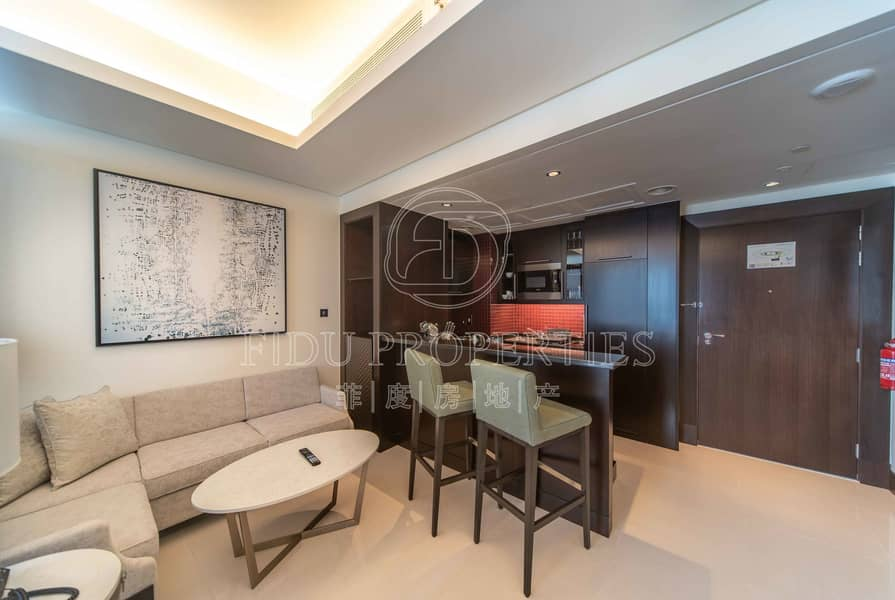 High Floor | Great City View | All Inclusive