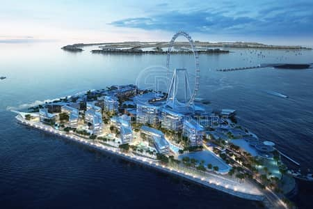 2 Bedroom Flat for Sale in Bluewaters Island, Dubai - Exclusive beachfront living | 5 years PP