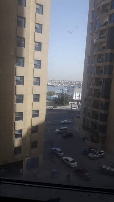 2 Bedroom Apartment for Rent in Ajman Downtown, Ajman - Big 2 Bhk Apartment With C View For Rent In Al Khor Tower