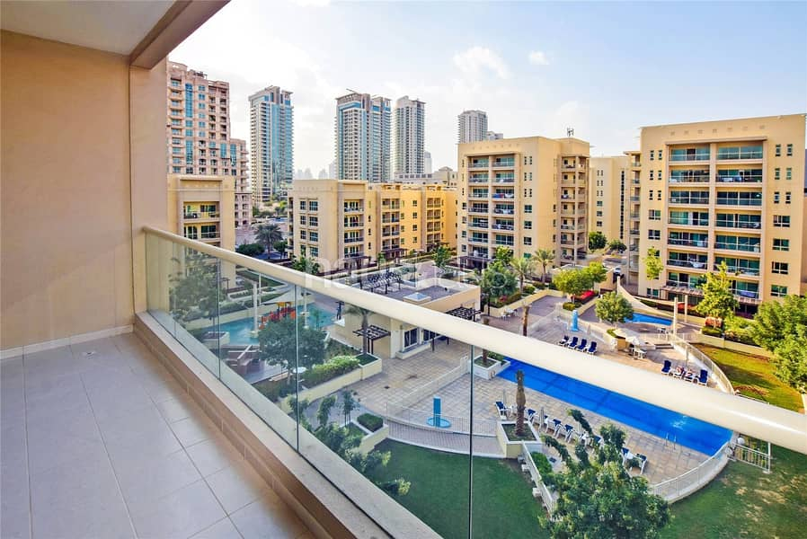 10 17th March | 2 + Study | Pool Views | Call to View