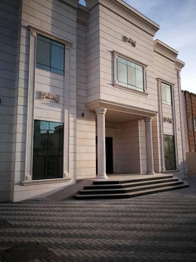 6 Bedroom Villa for Rent in Al Hamidiyah, Ajman - commercial beautiful villa for sale 6 master bedrooms in ajman