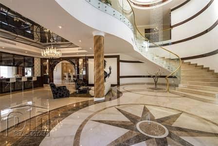 فیلا 6 غرفة نوم للبيع في تلال الإمارات، دبي - Available Immediately / Ready to Live. Complete Luxury with Full Lake Views.
