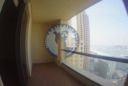 3 Bedroom Flat for Rent in Jumeirah Beach Residence (JBR), Dubai - Largest 3 BR in JBR Maids Room | Next to Sea