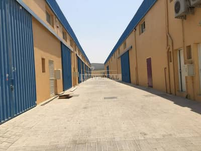 Brand New 18 Warehouse For Sale in Ajman Al Jurf Area Near By China Mall