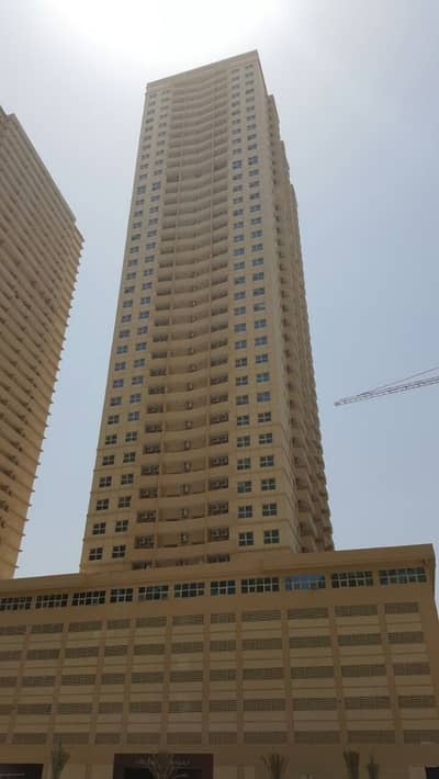 شقة 1 غرفة نوم للبيع في مدينة الإمارات، عجمان - شقة في برج الزنبق مدينة الإمارات 1 غرف 195000 درهم - 3891400