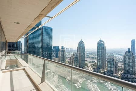 4 Bedroom Flat for Rent in Dubai Marina, Dubai - Rarely available|4BR Penthouse|Stunning Sea views