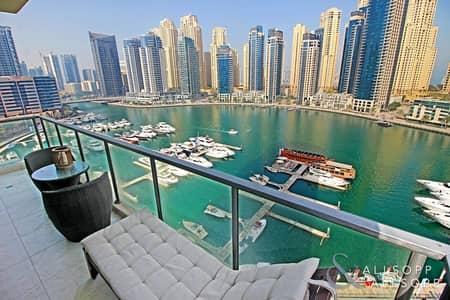 2 Bedroom Flat for Sale in Dubai Marina, Dubai - Marina Views | Vacant on Transfer | 2 Beds