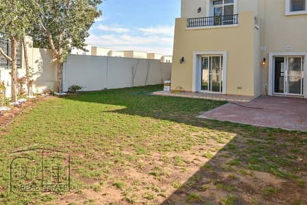 3 Bedroom Townhouse for Rent in The Lakes, Dubai - 3E | Great Location | Available March |Large Plot