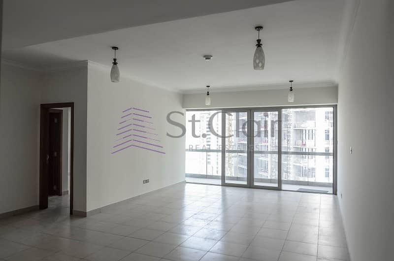 Chiller Free 1BR Business Bay View High Floor