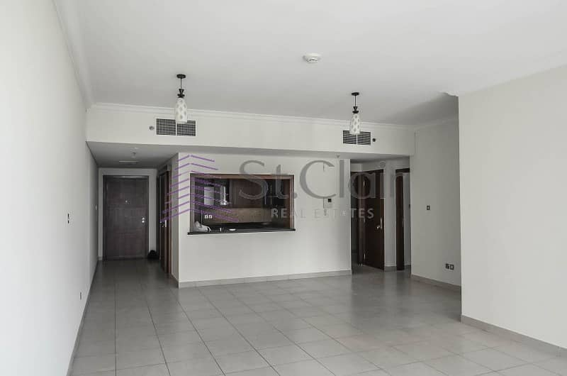 2 Chiller Free 1BR Business Bay View High Floor