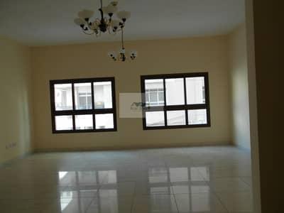 شقة 2 غرفة نوم للايجار في النهدة، دبي - YELLOW1 BUILDING 2BHK WITH LAUNDRY ROOM HUGE HALL 7 MINUTES BY WALK TO POND PARK AVAIL IN 55K