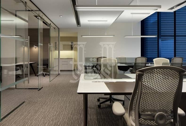 2 Fully Furnished Office | No Commission