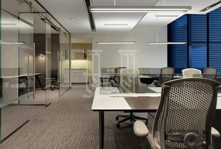 مکتب  للايجار في مركز دبي المالي العالمي، دبي - Fully Furnished Office | No Commission