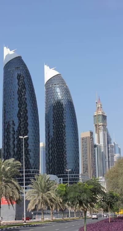 Office for Rent in DIFC, Dubai - Shell & Core Office Space
