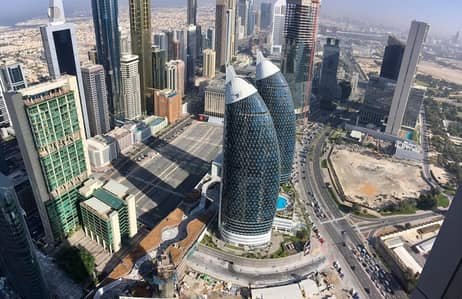 Office for Rent in DIFC, Dubai - CAT A Office Space