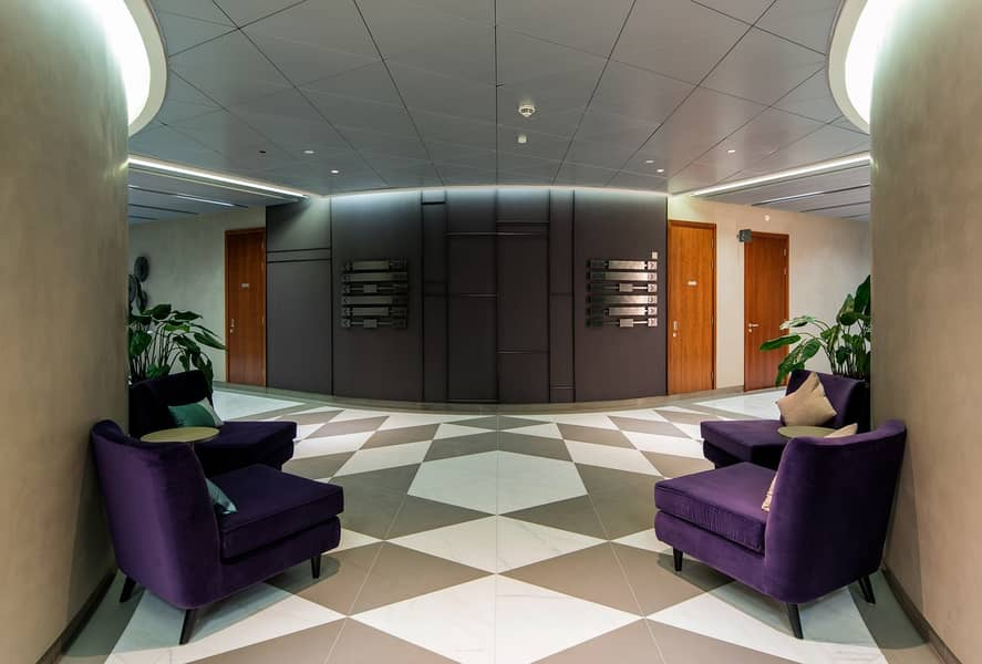 10 Furnished Office | DIFC | No Commission