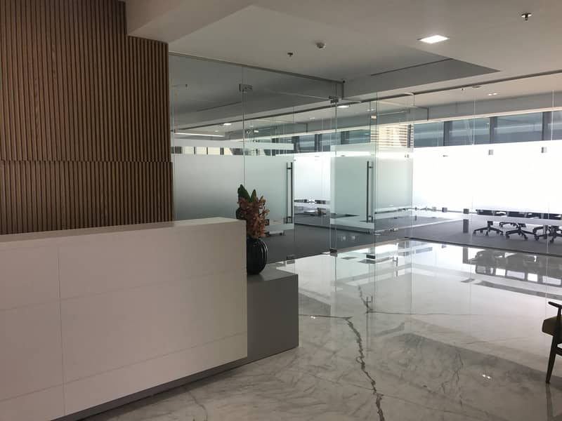 10 Fully Furnished Office | No Commission