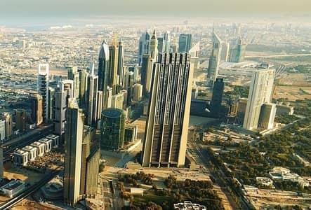 مکتب  للايجار في مركز دبي المالي العالمي، دبي - Shell & Core Office | No Commission