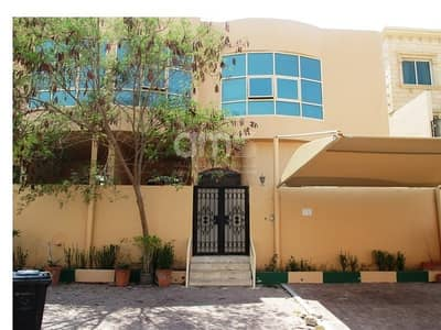 4 Bedroom Villa for Rent in Al Bateen, Abu Dhabi - Marble and spacious 4 bedroom villa in Bateen