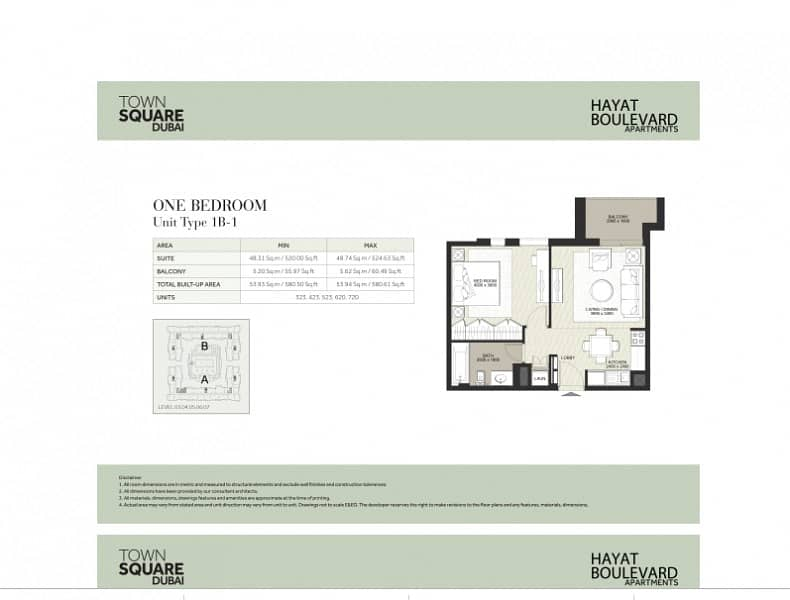 11 Affordable Payment Plan|Amazing 1BR Apartment