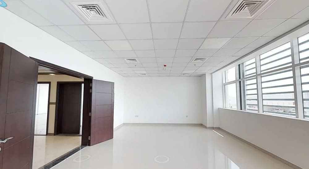 2 NEW OFFICE SPACE| Spacious & Well-designed| Free Maintenance |Call Now!|