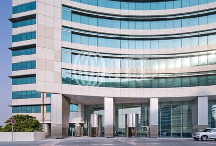 Office for Rent in Dubai Festival City, Dubai - Grade A Office for Lease-Festival Tower