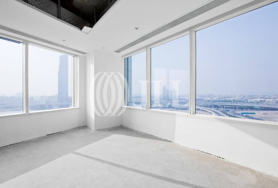 2 Fitted Office for Rent - Festival Tower