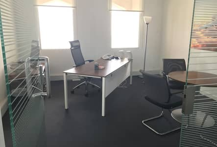 مکتب  للايجار في مركز دبي التجاري العالمي، دبي - Fully Fitted/Full Floor | No Commission