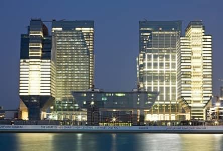 مکتب  للايجار في جزيرة المارية ، أبوظبي - Grade A Office Spaces for lease in ADGM