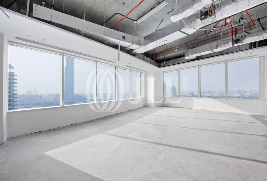 10 Fitted Office for Rent - Festival Tower