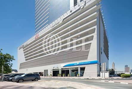 Office for Rent in Dubai Media City, Dubai - Partially Fitted Offices @ Arenco Tower