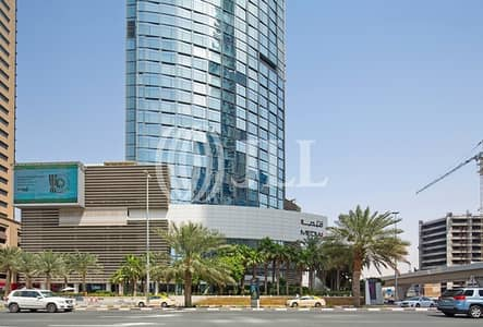 Office for Rent in Dubai Media City, Dubai - Fitted out office for rent in Media One