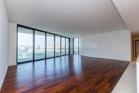 3 Bedroom Flat for Rent in Jumeirah, Dubai - Enjoy daily boulevard and sunset views