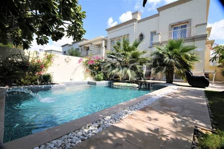 3 Bedroom Villa for Rent in The Springs, Dubai - Type 3E - Private Pool - Springs