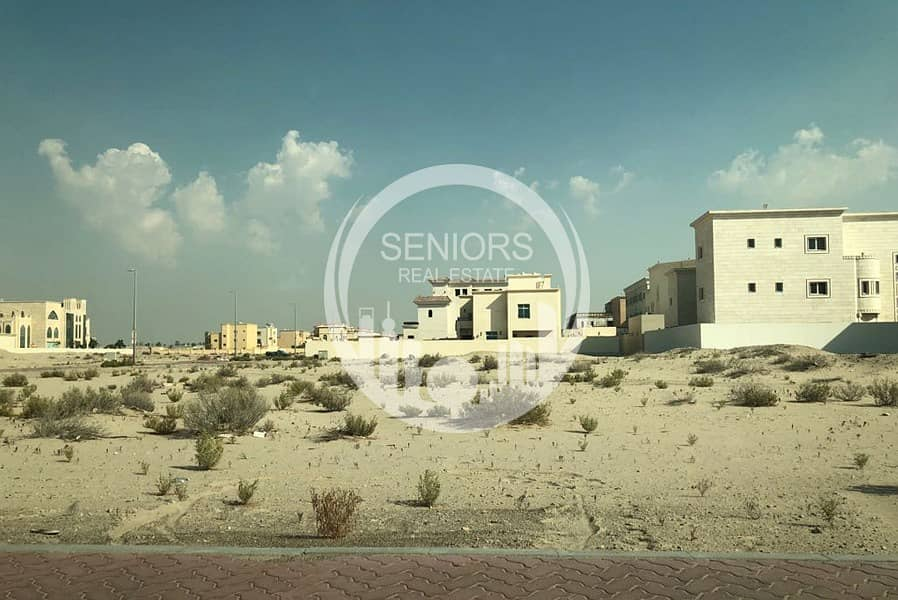 Huge land with a reasonable price in KCC