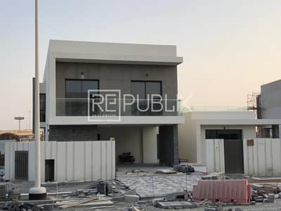 4 Bedroom Townhouse for Sale in Yas Island, Abu Dhabi - Very Hot Deal in Yas Acres Standalone 4BR Townhouse
