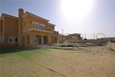 5 Bedroom Villa for Sale in Arabian Ranches, Dubai - Luxury Golf Villa | Grand Designs Ready